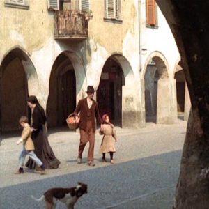 I 5 comuni di luoghi del film L'Albero degli zoccoli